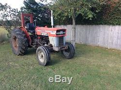 Massey Ferguson 158F Fruit tractor