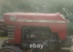 Massey Ferguson 165 MULTIPOWER TRACTOR