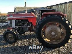 Massey Ferguson 165 Multi-power Tractor