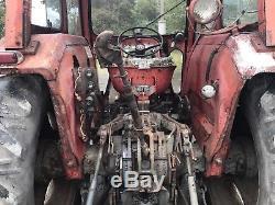 Massey Ferguson 165 Tractor 2wd Original LOOK