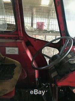 Massey Ferguson 165 Tractor Genuine Barn Find With Loader- No Vat