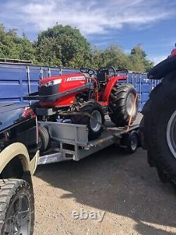 Massey Ferguson 1740. Compact Tractor With Attachments