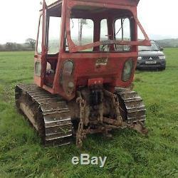 Massey Ferguson 174c Crawler tractor