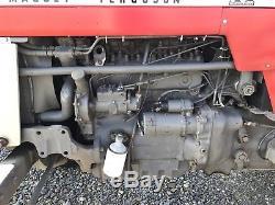 Massey Ferguson 175 Multipower Tractor