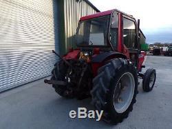 Massey Ferguson 184 Tractor Perkins Diesel Engine Agri Tyres 2wd Cab