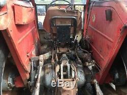Massey Ferguson 188 4wd Tractor
