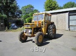 Massey Ferguson 20 Industrial Tractor fitted with Duncan Cab