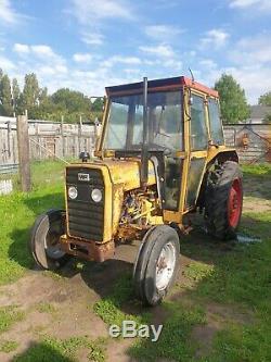 Massey Ferguson 20e Tractor (Yellow MF250)