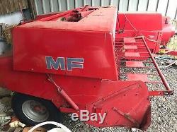 Massey Ferguson 228 Hay Baler