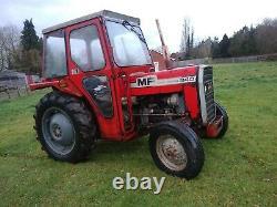 Massey Ferguson 240 Tractor NO VAT