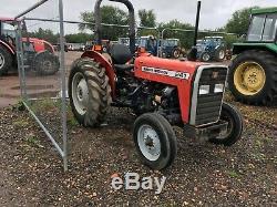 Massey Ferguson 241 tractor very low hours