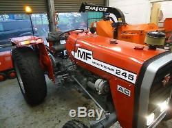 Massey Ferguson 245 Ac Tractor