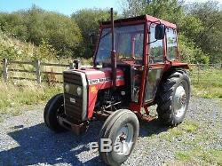Massey Ferguson 250 2wd Tractor