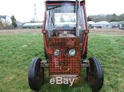 Massey Ferguson 250 Forestry Tractor Skidder