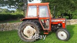Massey Ferguson 250 tractor MF250