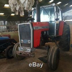 Massey Ferguson 2620/2680 Tractor