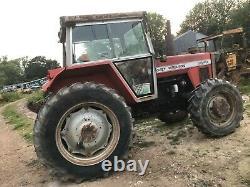 Massey Ferguson 2640 Tractor 4 wheel drive £6450 plus vat £7740