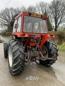 Massey Ferguson 265 4wd Tractor