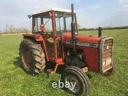 Massey Ferguson 265 Tractor 07711 285948