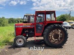 Massey Ferguson 290 2wd 90 hp tractor