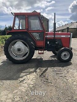 Massey Ferguson 290 Tractor 1981