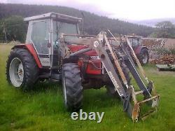Massey Ferguson 3000 Lift arm and Twin master cylinder