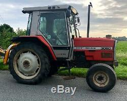 Massey Ferguson 3060 2wd tractor, farm