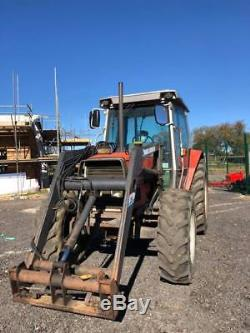Massey Ferguson 3065 with Quicke 2300 loader