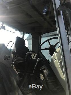 Massey Ferguson 3075 4WD Tractor NEW TYRES