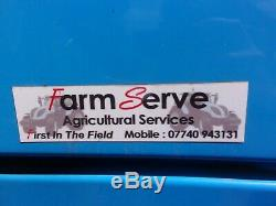 Massey Ferguson 3080 tractor, loader, bucket, muck fork & bale spike, £11000.00