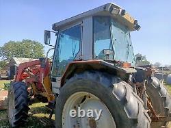 Massey Ferguson 3080 with loader