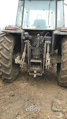 Massey Ferguson 3085 Tractor Dynashift Autotronic 4wd