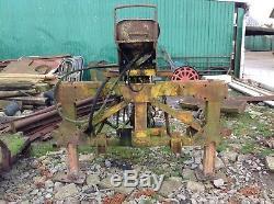 Massey Ferguson 30E tractor loader