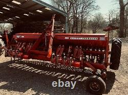 Massey Ferguson 30 seed drill with transport kit and 12.4/11 x 28 Goodyear tyres