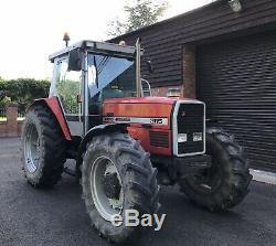 Massey Ferguson 3115 Tractor (not John Deere, Case, New Holland, Ford)