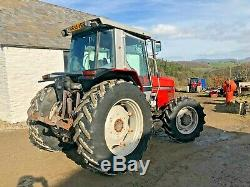 Massey Ferguson 3125 4x4 Tractor