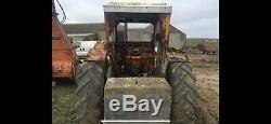 Massey Ferguson 3165r Tractor
