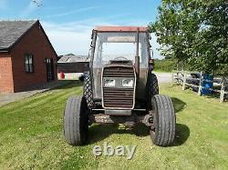 Massey Ferguson 350 4 wheel drive tractor