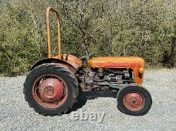 Massey Ferguson 35X 1964