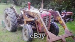 Massey Ferguson 35X (3 Cyclinder)