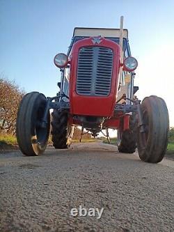 Massey Ferguson 35X Multi-Power 1963 Tractor. No VAT