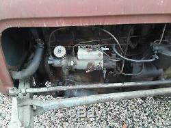 Massey Ferguson 35 1959 4 Cylinder Engine