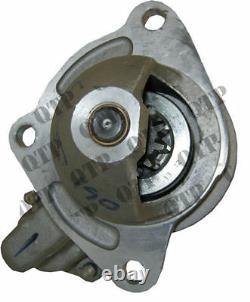 Massey Ferguson 35,35x, 65,135,230,260 Ad3.152 Starter Motor Genuine Lucas Tvs
