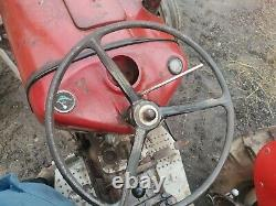Massey Ferguson 35 3 Cylinder