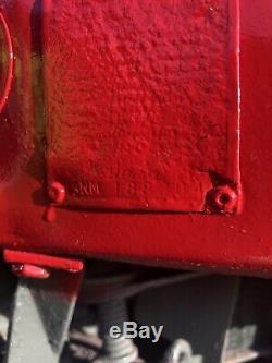 Massey Ferguson 35 3 Cylinder 3-152