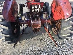 Massey Ferguson 35 3 Cylinder Vintage Tractor