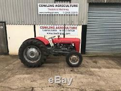 Massey Ferguson 35 3 cylinder Tractor