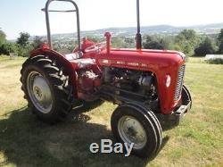 Massey Ferguson 35 3 cylinder tractor 100% fully professionally restored