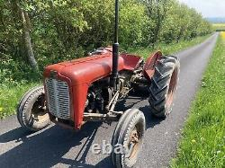 Massey Ferguson 35 3 cylinder tractor Perkins diesel strong reliable Classic