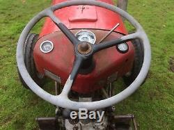 Massey Ferguson 35 4 Cyl Diesel